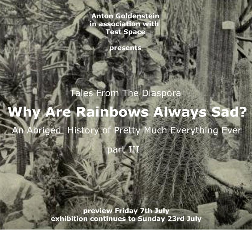 why are rainbows always sad