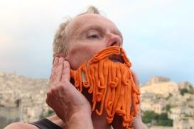 Martyn Cross - curly beard