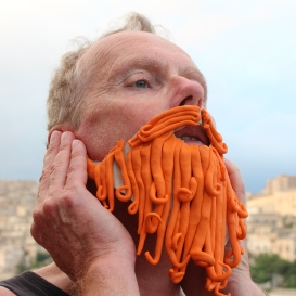 Martyn Cross - curly beard